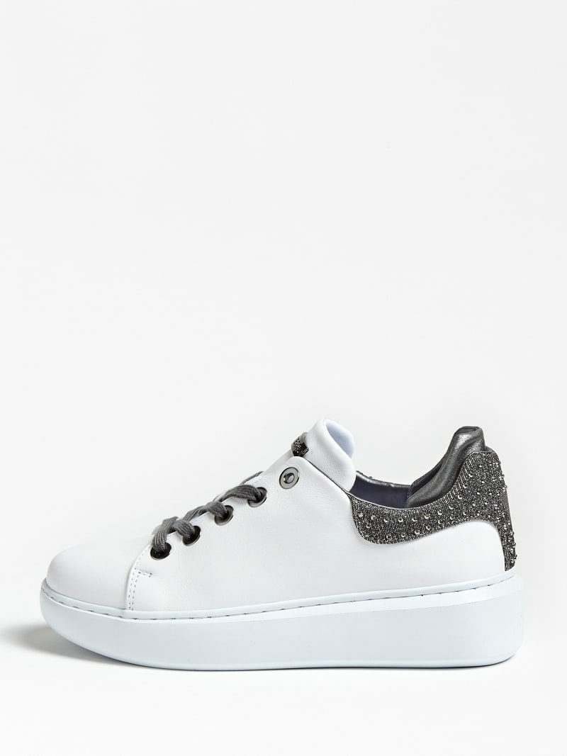 BRAYLIN REAL LEATHER SNEAKER image number 1