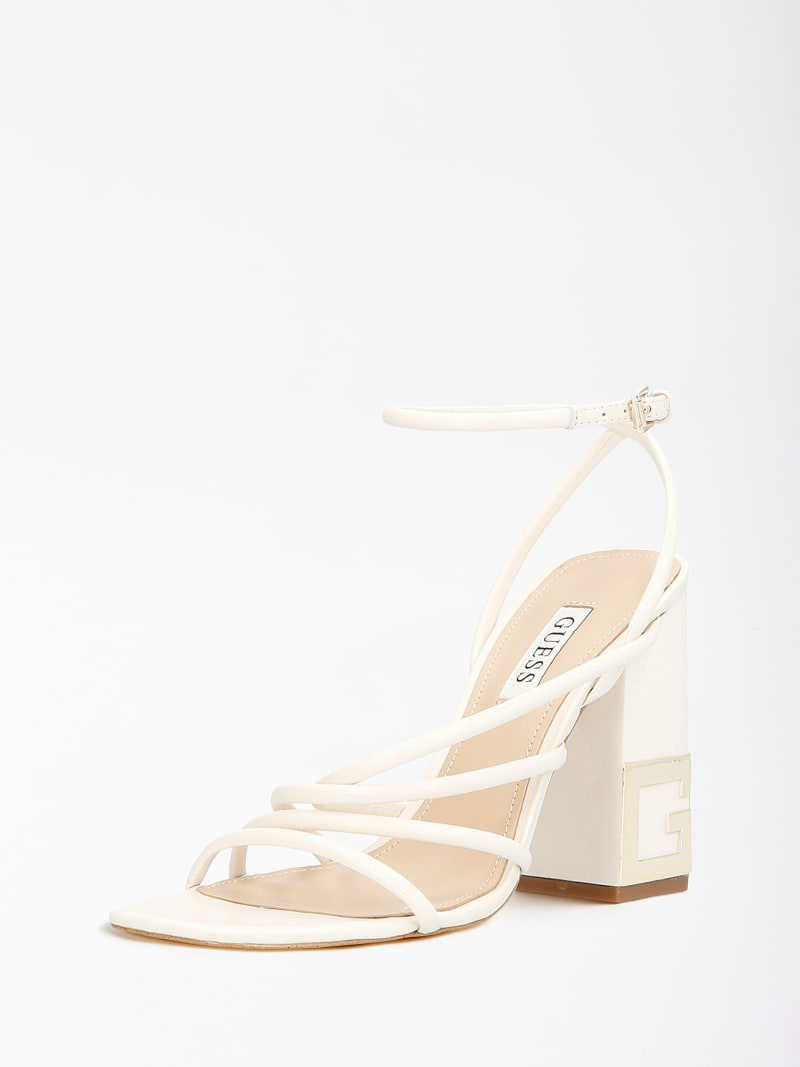 TACEY REAL LEATHER SANDAL image number 0