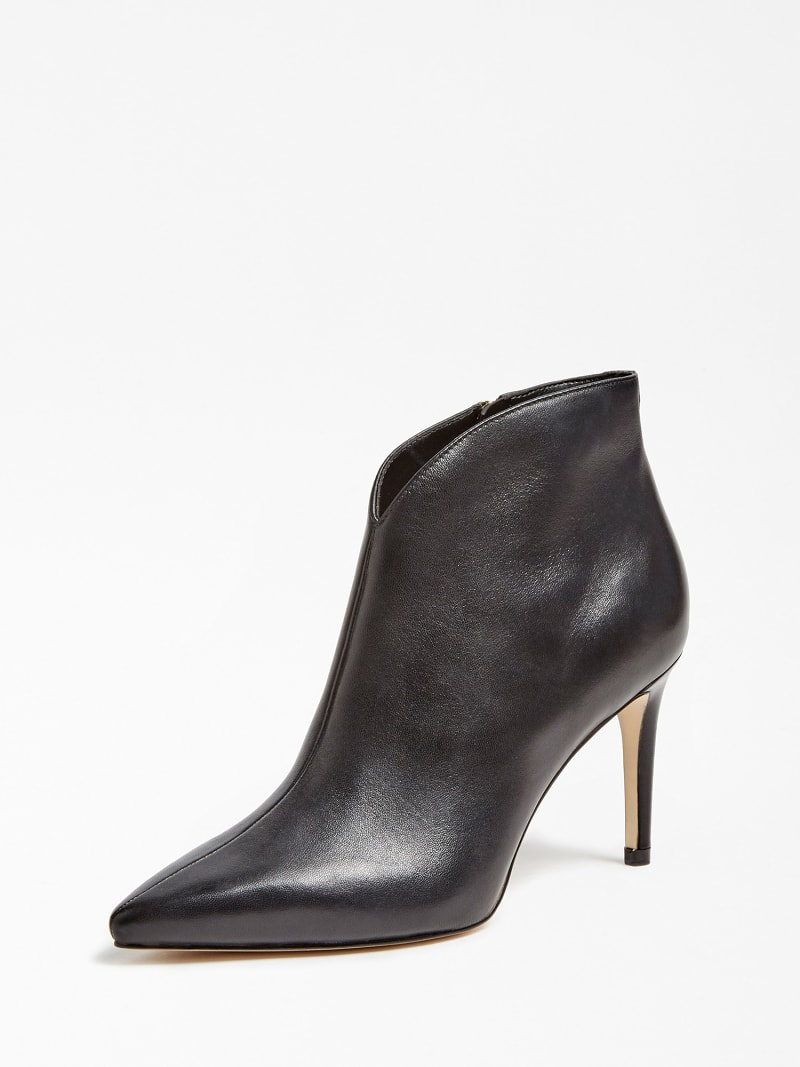 BRISTA GENUINE LEATHER ANKLE BOOT image number 0