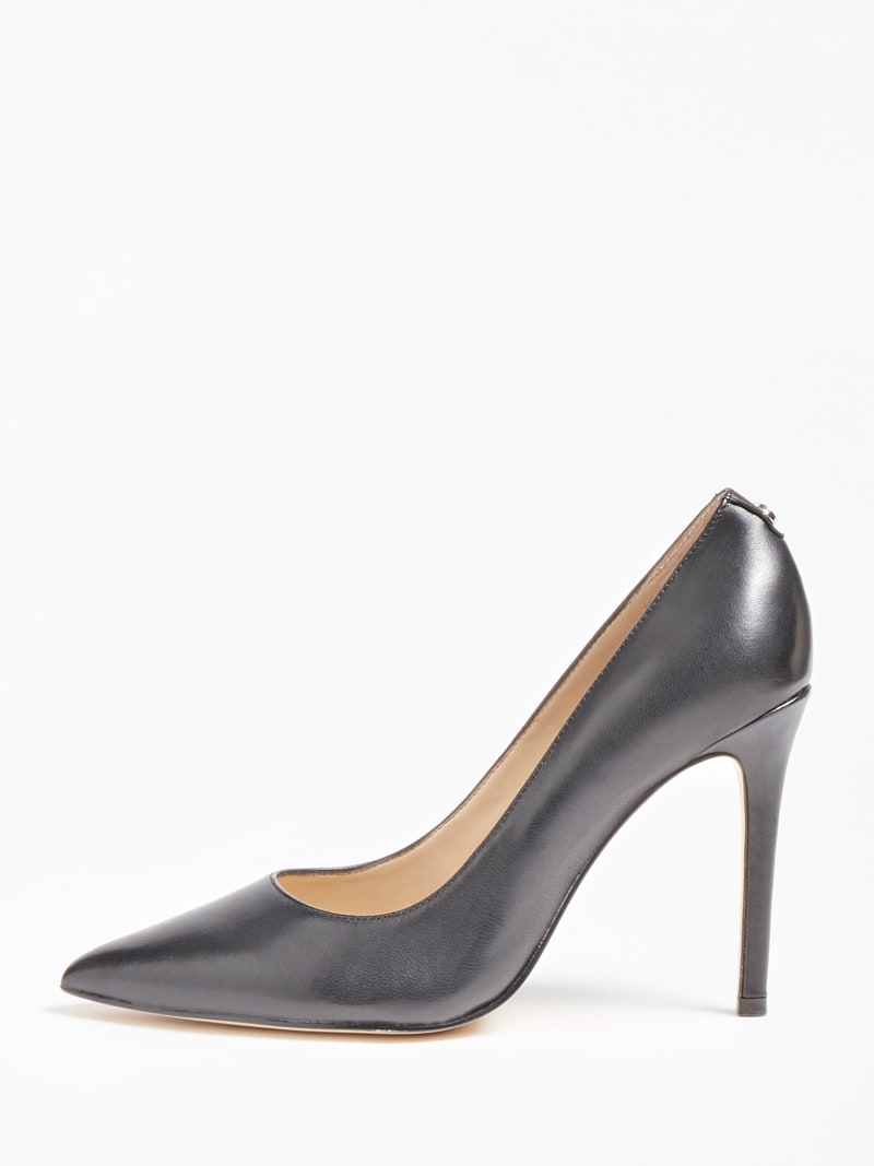 GAVI GENUINE LEATHER COURT SHOE image number 1