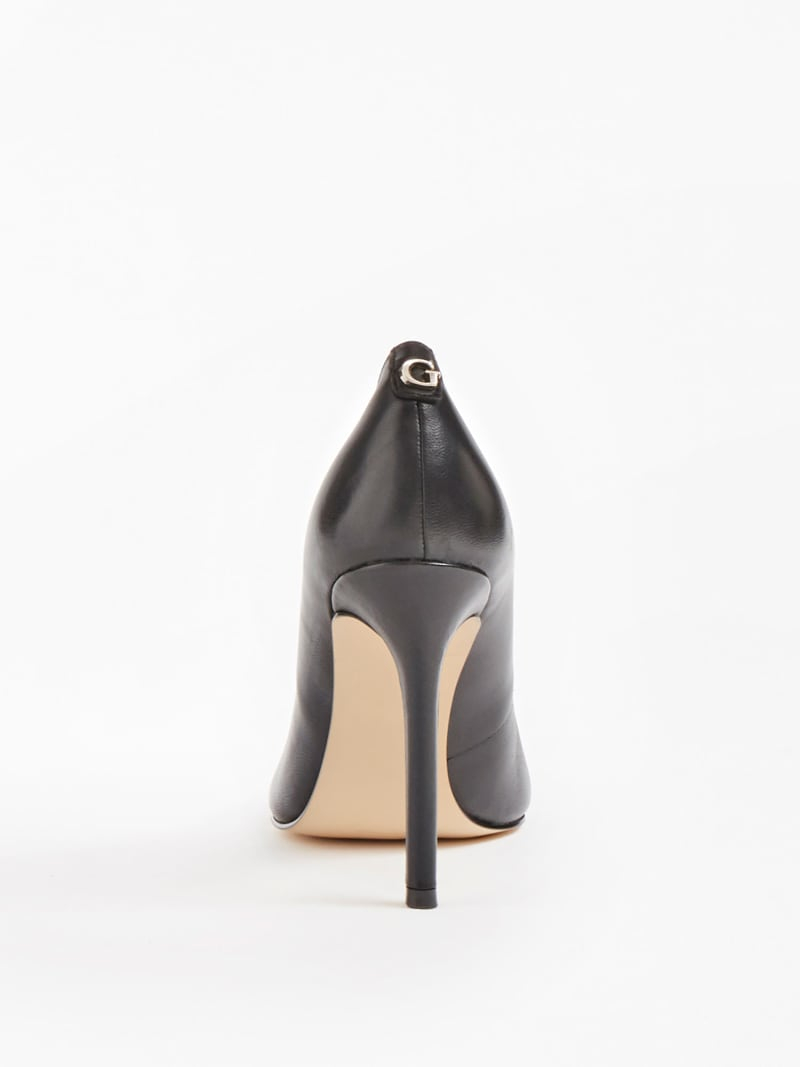 GAVI GENUINE LEATHER COURT SHOE image number 2