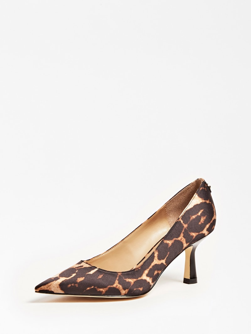GALYAN ANIMALIER COURT SHOE image number 0