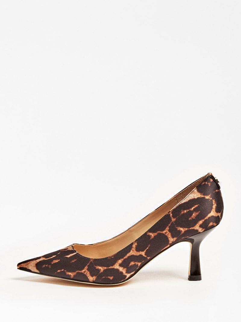 GALYAN ANIMALIER COURT SHOE image number 1