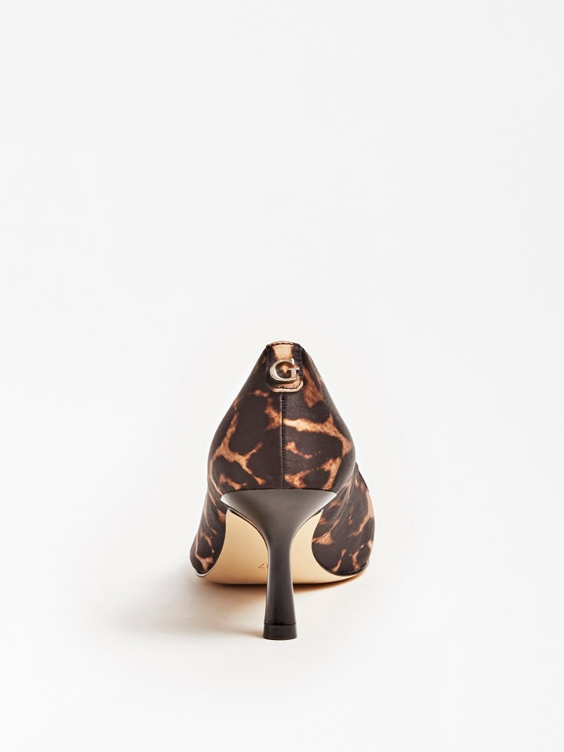 GALYAN ANIMALIER COURT SHOE image number 2
