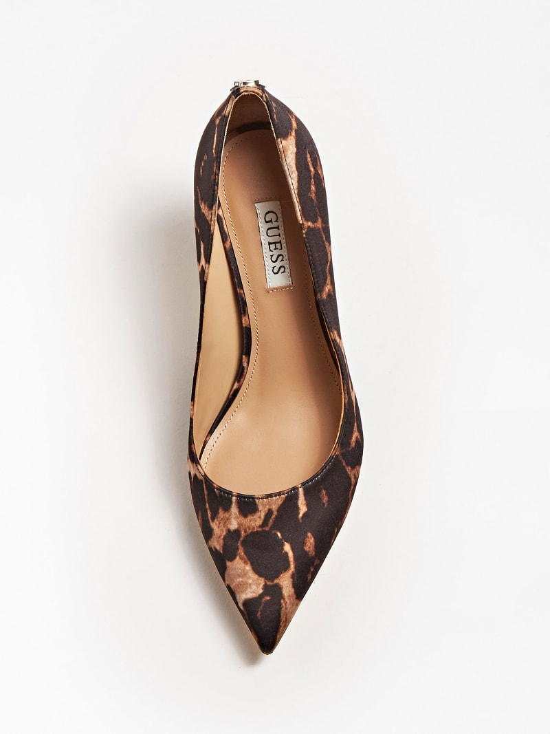 GALYAN ANIMALIER COURT SHOE image number 3