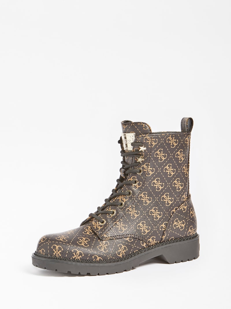 TALISI 4G LOGO COMBAT BOOT image number 0