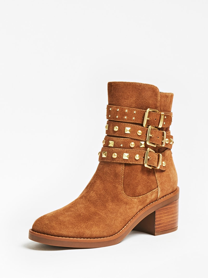 COLLEEN STUD ANKLE BOOT image number 0