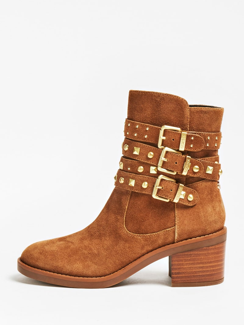 COLLEEN STUD ANKLE BOOT image number 1
