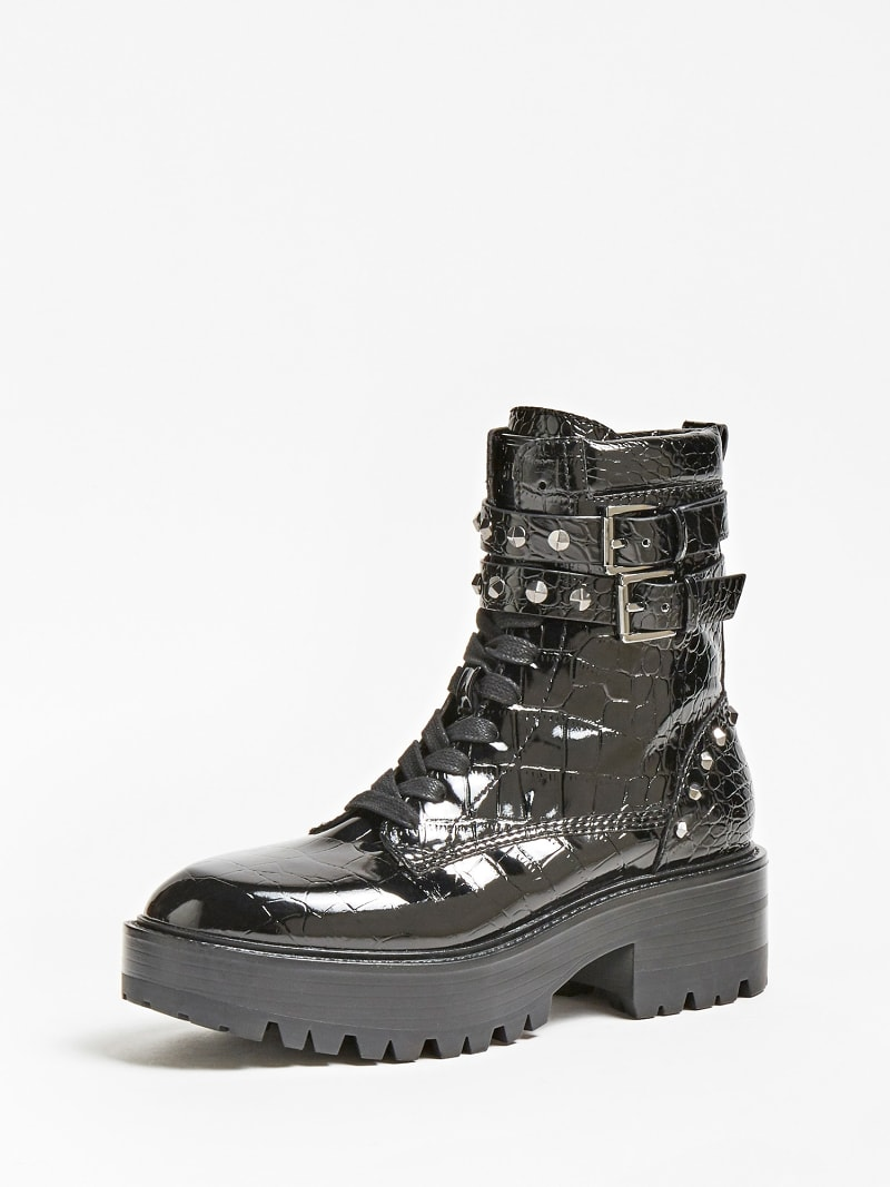 BOOT FLORICE LAK STUDS image number 0