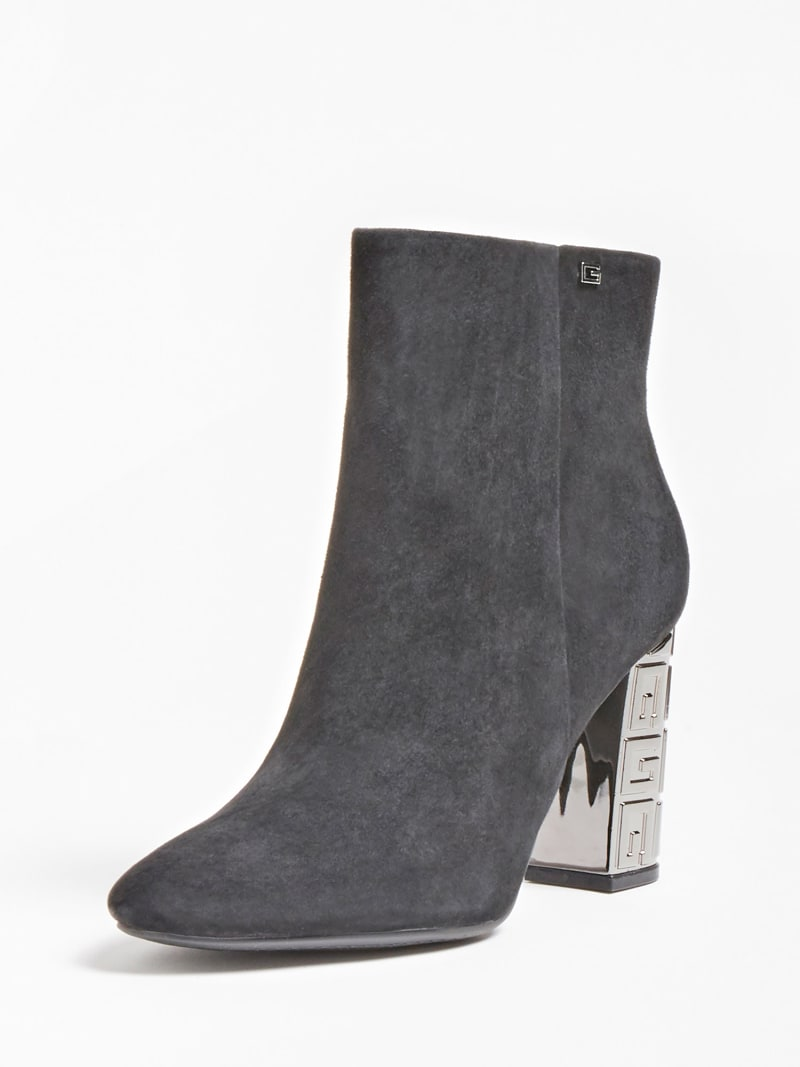 LARIAH SUEDE ANKLE BOOT image number 0