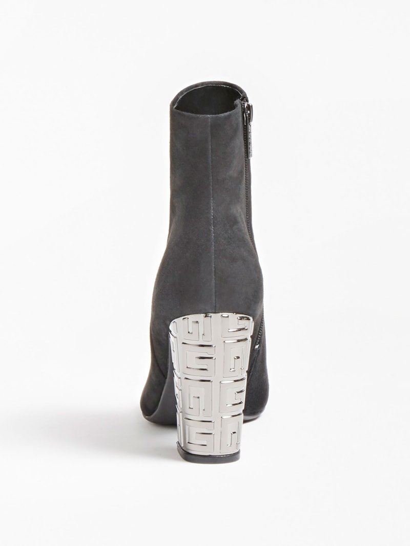 LARIAH SUEDE ANKLE BOOT image number 2
