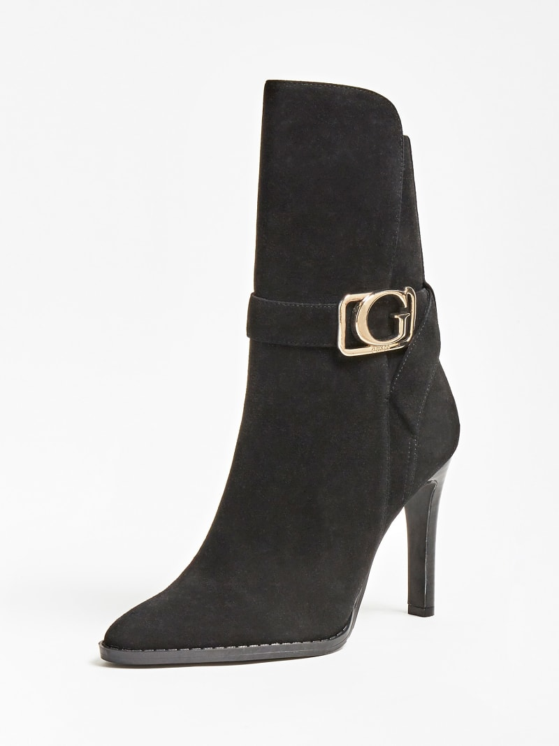 TECA SUEDE ANKLE BOOT image number 0