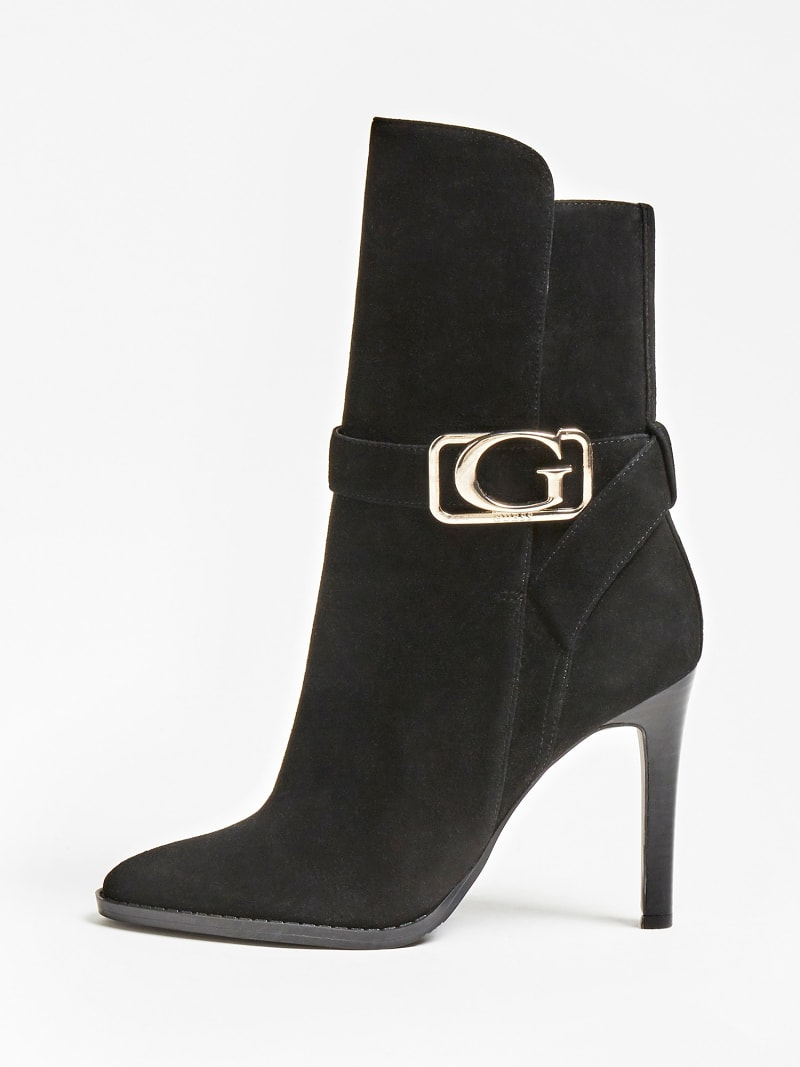 TECA SUEDE ANKLE BOOT image number 1
