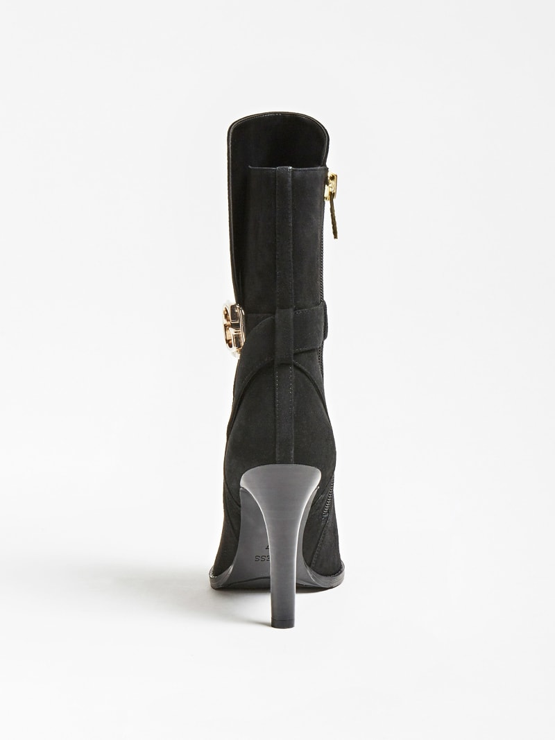 TECA SUEDE ANKLE BOOT image number 2