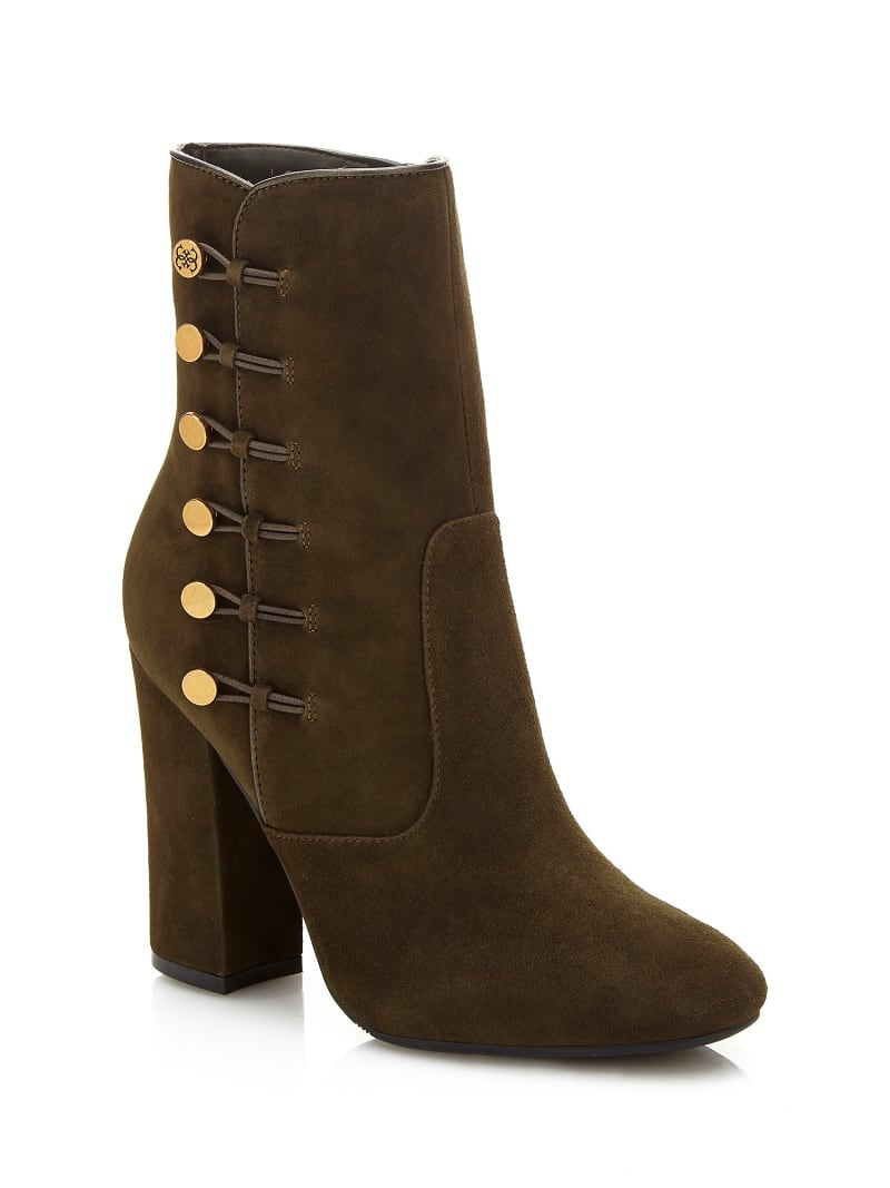 LUCENA SUEDE LOW BOOT image number 0