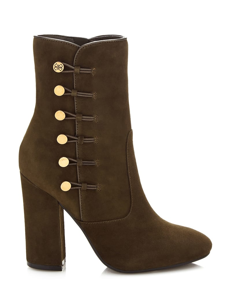 LUCENA SUEDE LOW BOOT image number 1