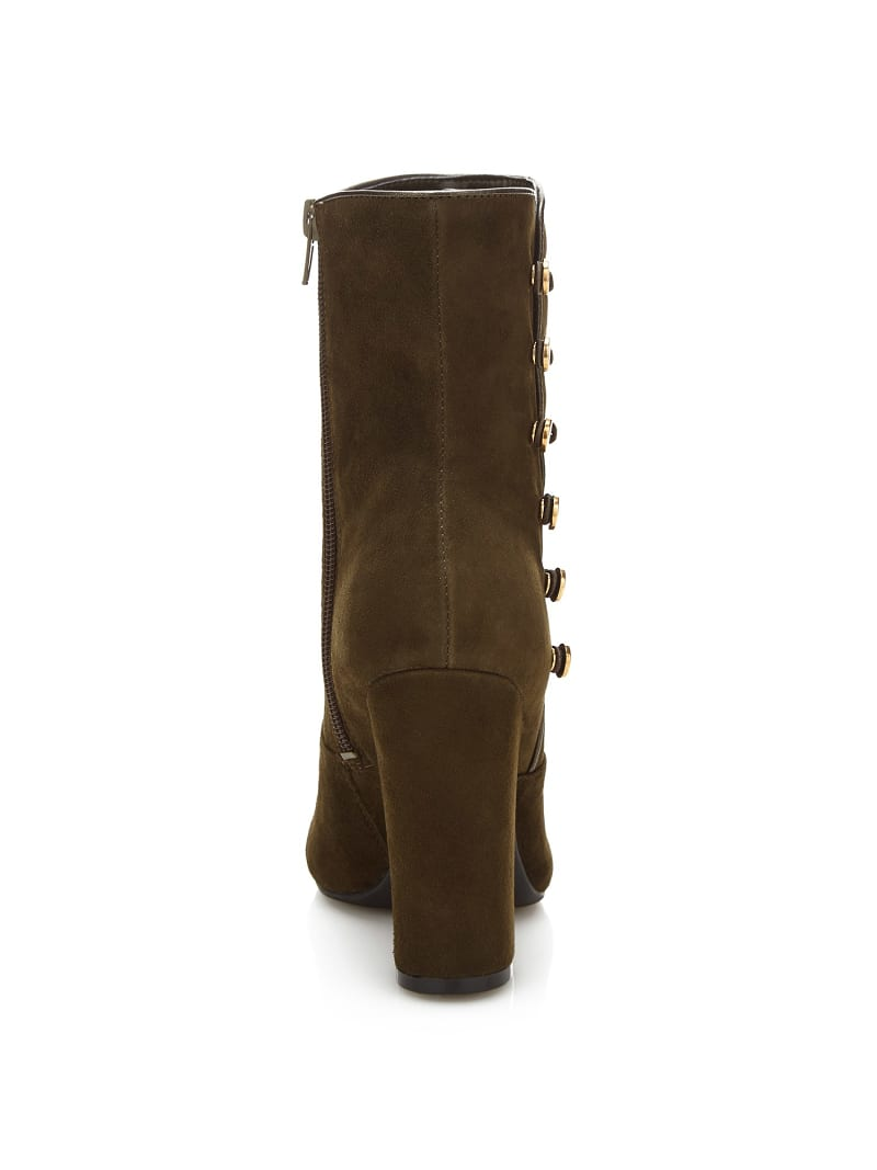 LUCENA SUEDE LOW BOOT image number 2