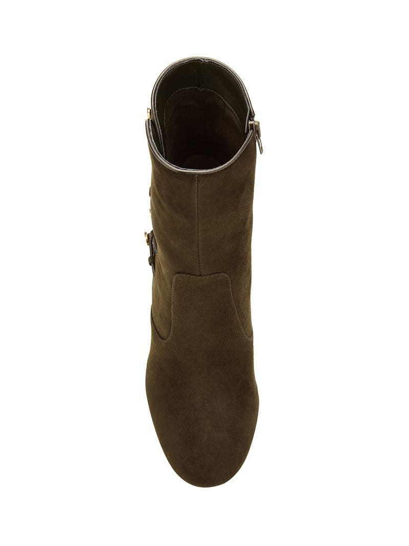 LUCENA SUEDE LOW BOOT image number 3
