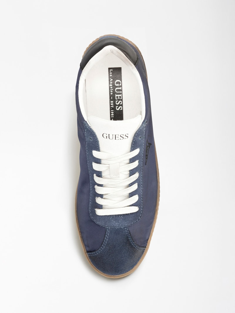 LAGUNA VINTAGE TREATMENT SNEAKER image number 3