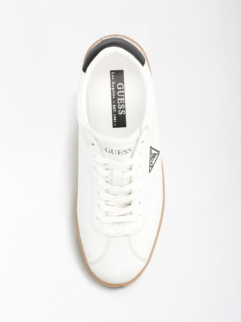 LAGUNA LOGO TRIANGLE SNEAKER image number 3