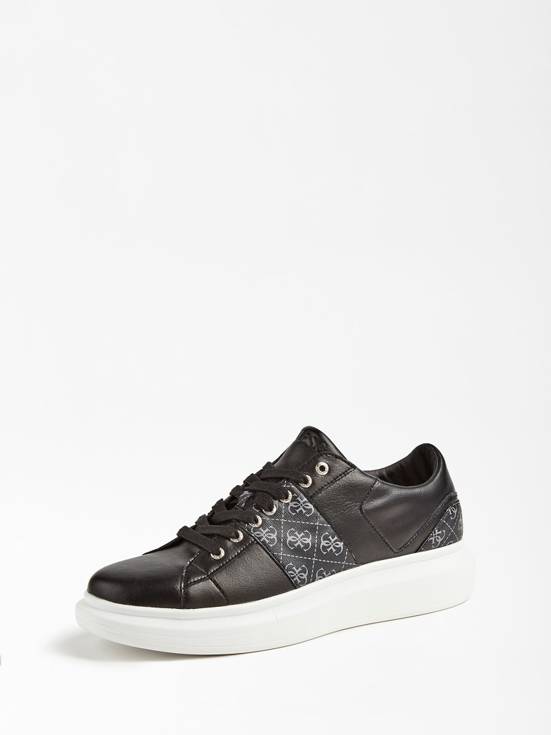 KEAN REAL LEATHER SNEAKER image number 0