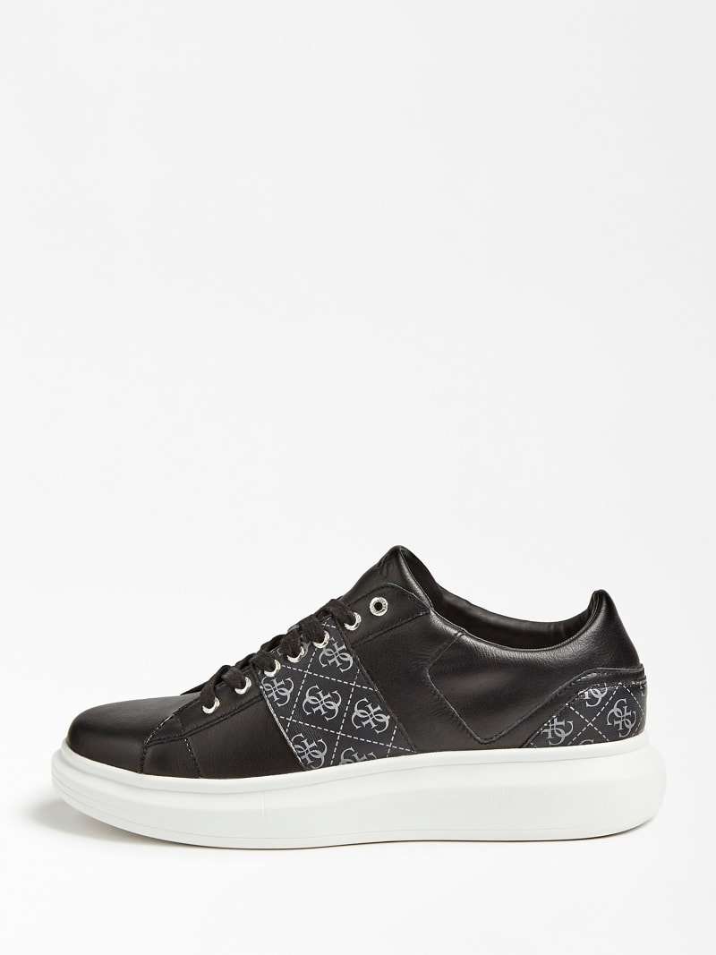 KEAN REAL LEATHER SNEAKER image number 1
