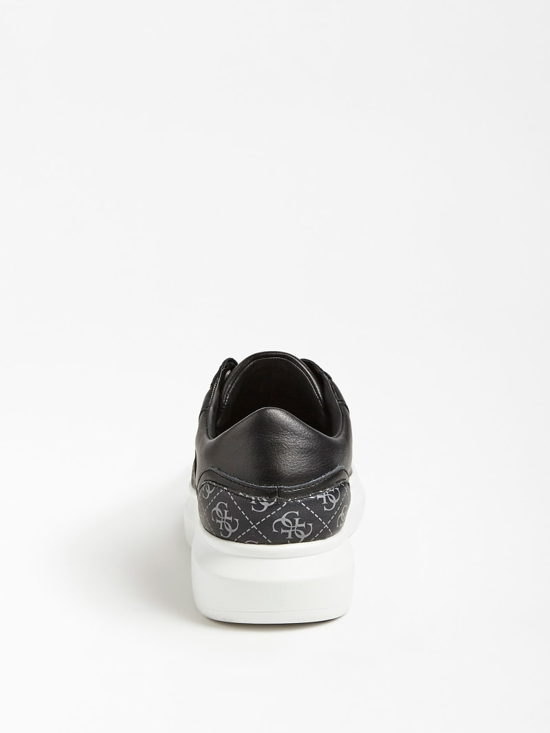 KEAN REAL LEATHER SNEAKER image number 2