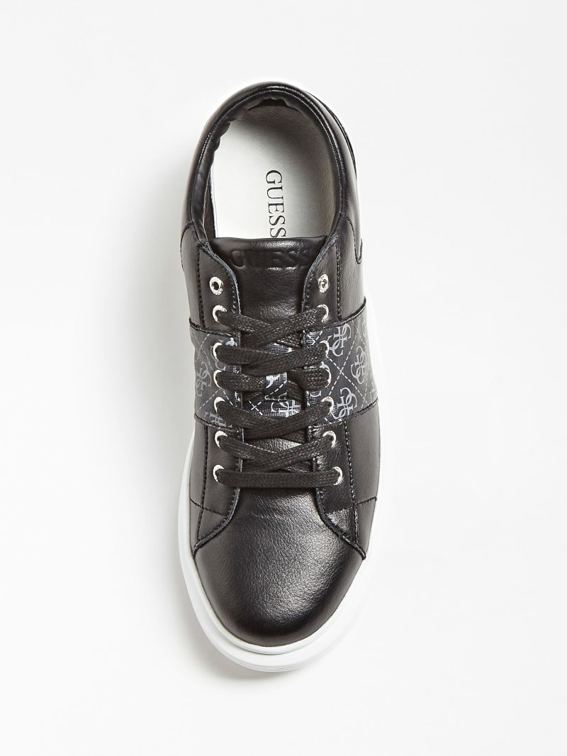 KEAN REAL LEATHER SNEAKER image number 3