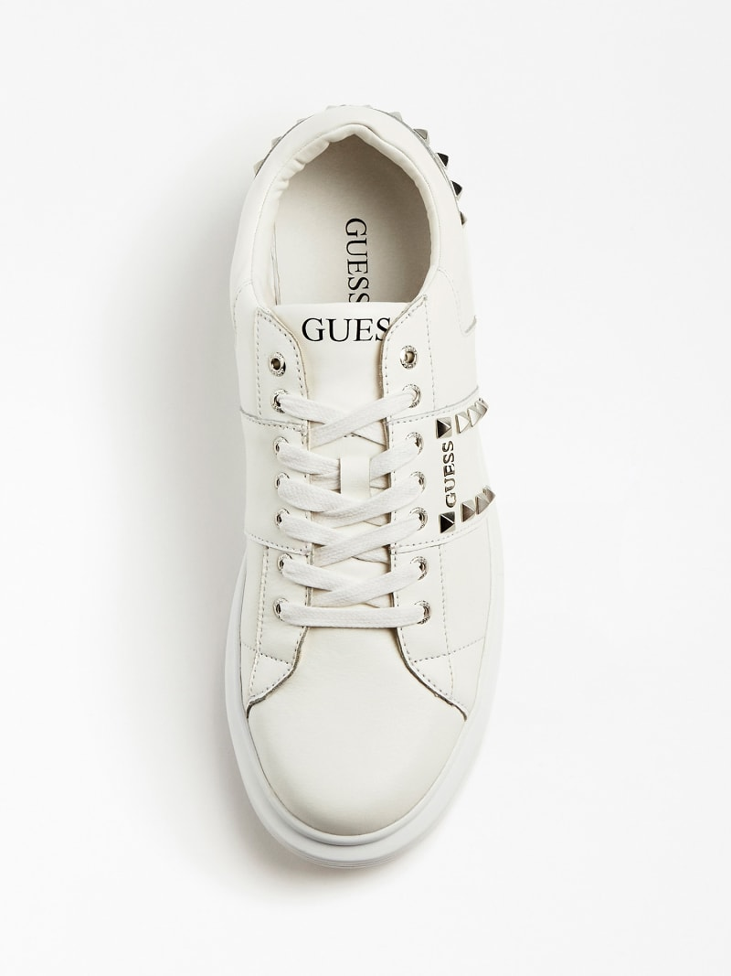 KEAN REAL LEATHER SNEAKER STUDS image number 3