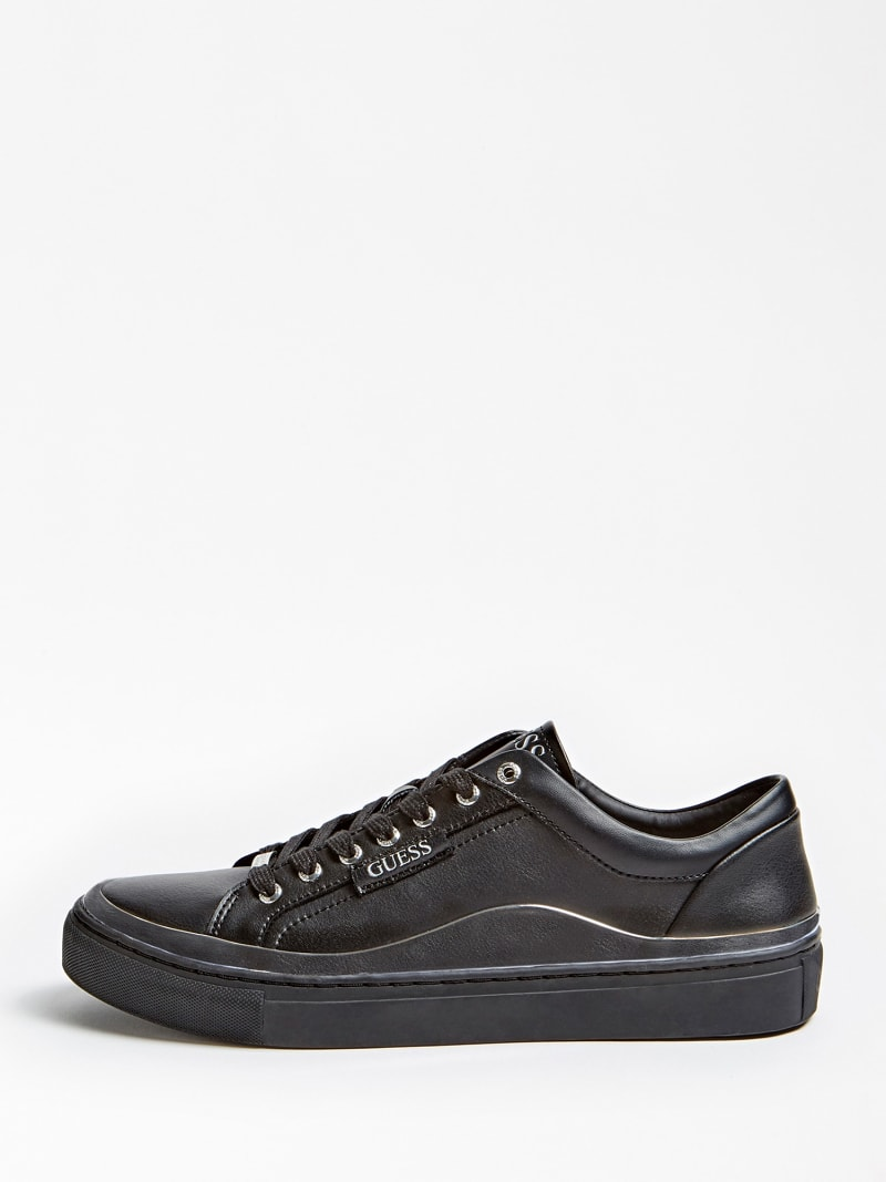 LARRY REAL LEATHER SNEAKER image number 1
