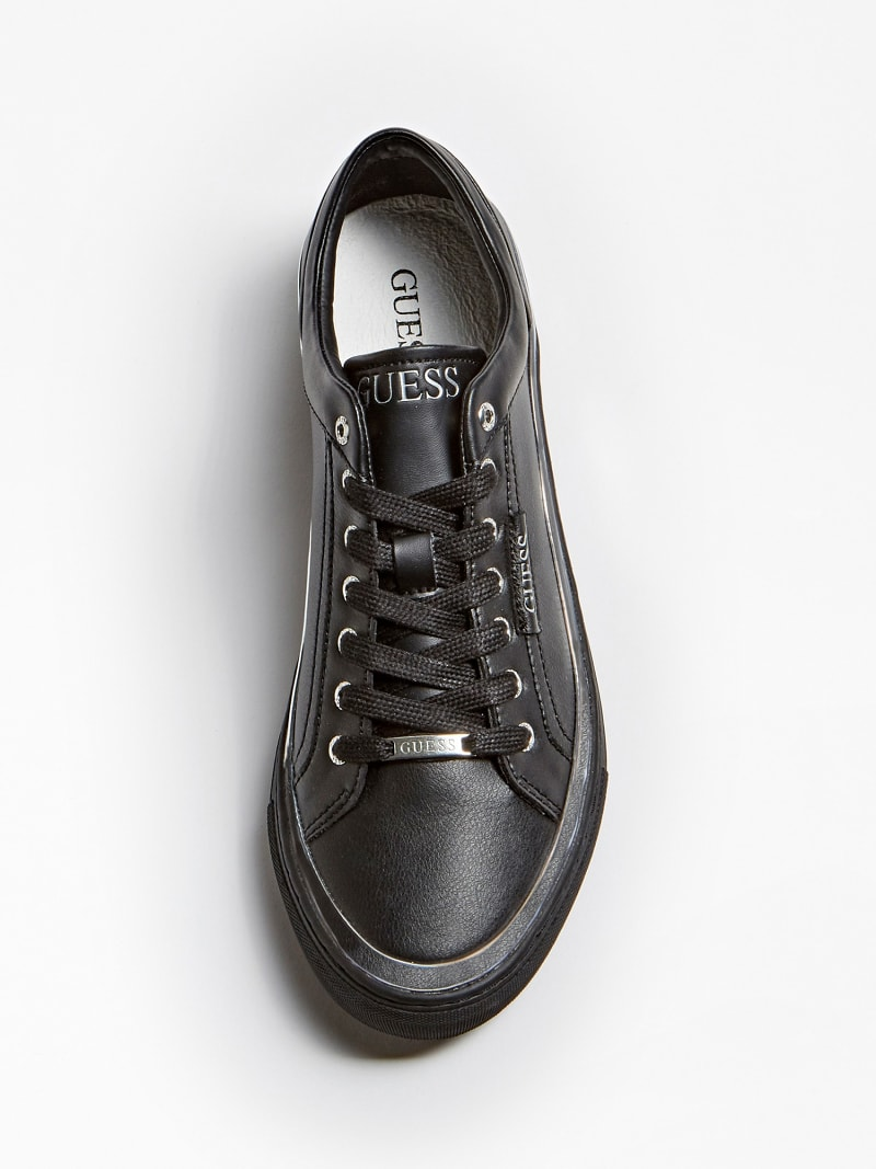 LARRY REAL LEATHER SNEAKER image number 3