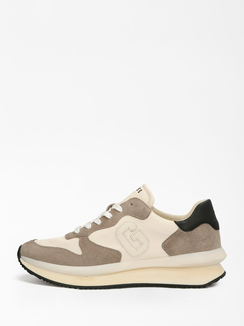 MADE SUEDE RUNNING SHOE image number 1