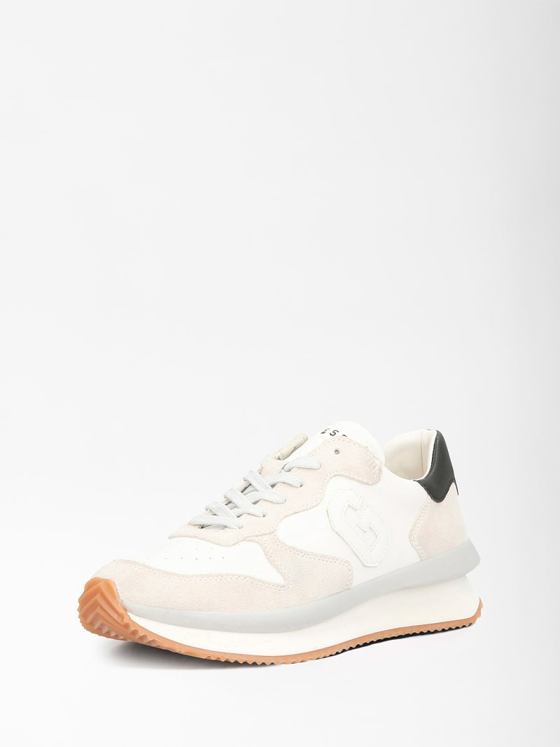 MADE SUEDE RUNNING SHOE image number 0