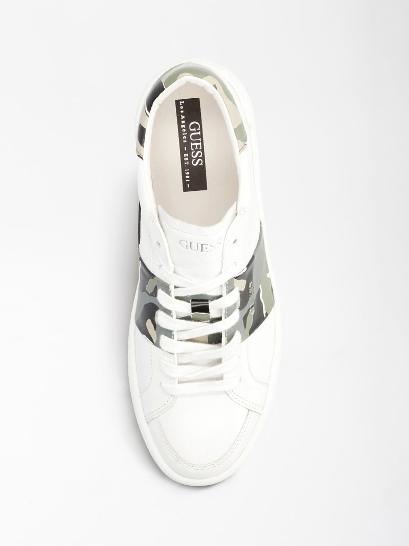 VERONA CAMOUFLAGE SNEAKER image number 3