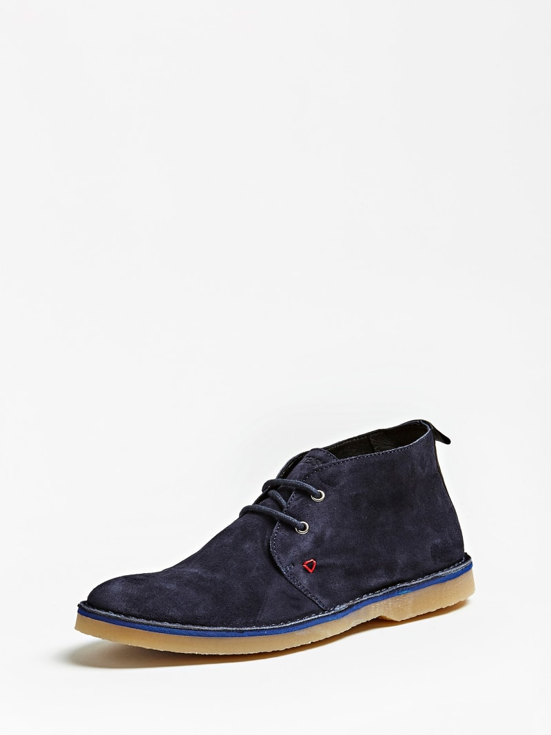 NEW ALEX REAL LEATHER LACE-UP SHOES image number 0