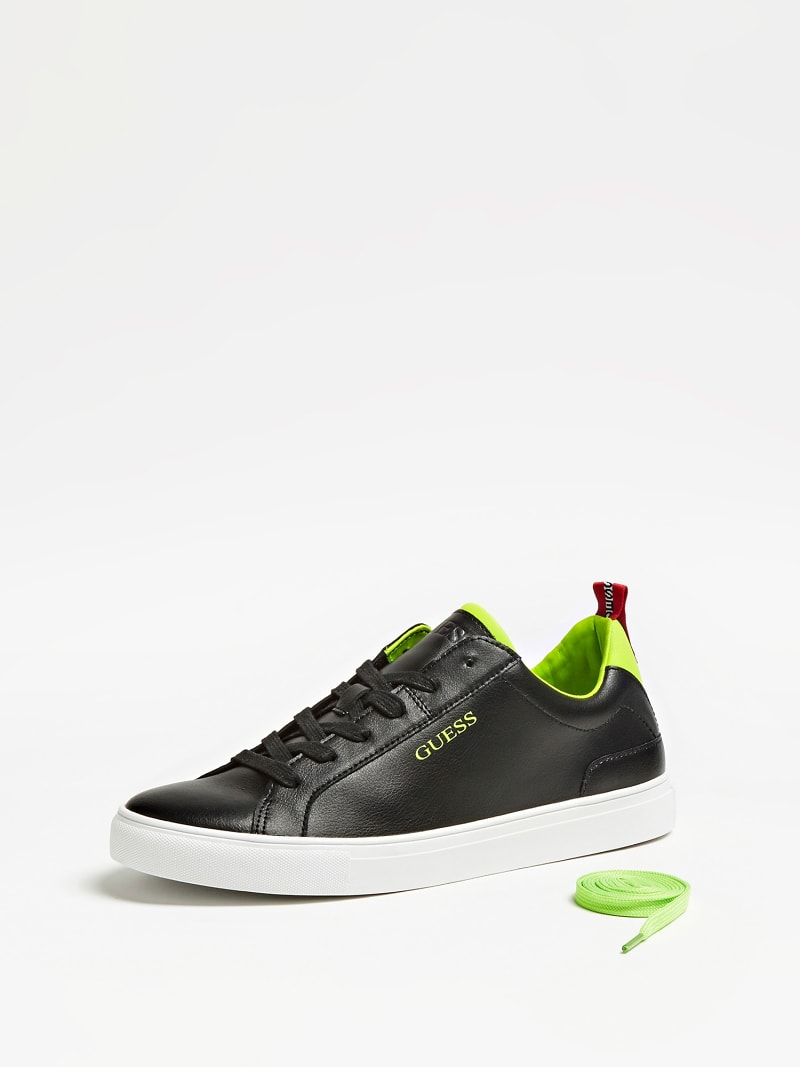 LUISS LOW SNEAKERS ECHT LEDER image number 0
