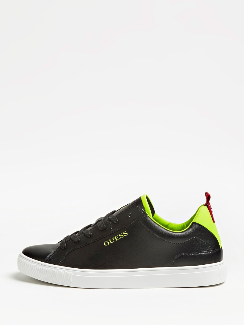LUISS LOW SNEAKERS ECHT LEDER image number 1
