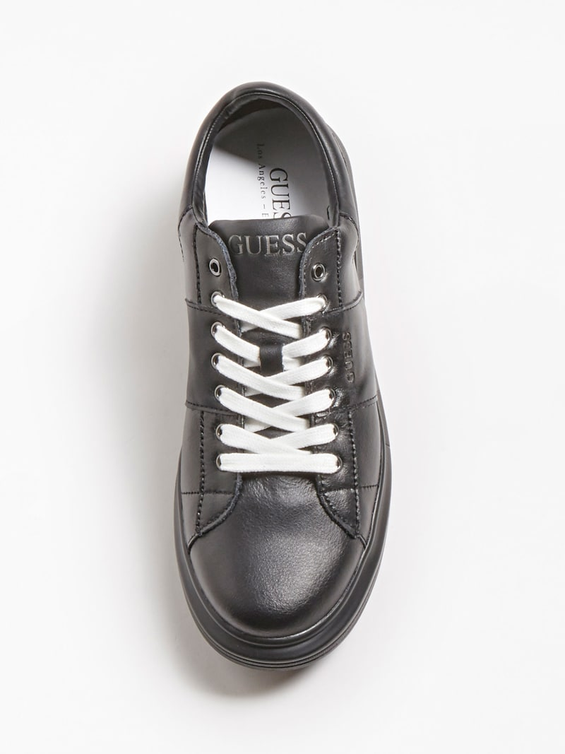 SALERNO GENUINE LEATHER SNEAKER image number 3