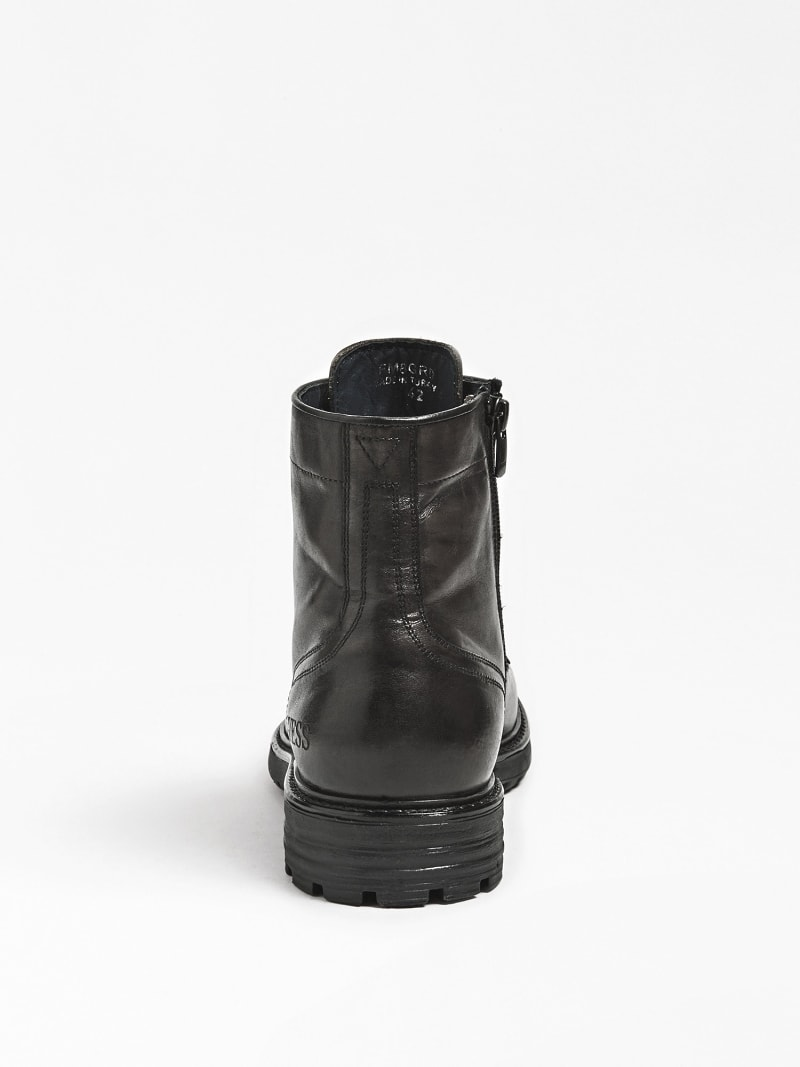 GERALD LACE-UP LEATHER BOOT image number 2