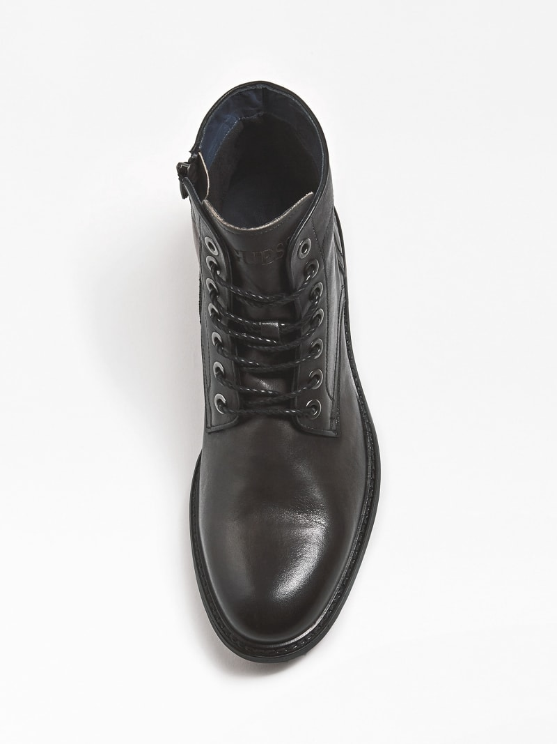 GERALD LACE-UP LEATHER BOOT image number 3