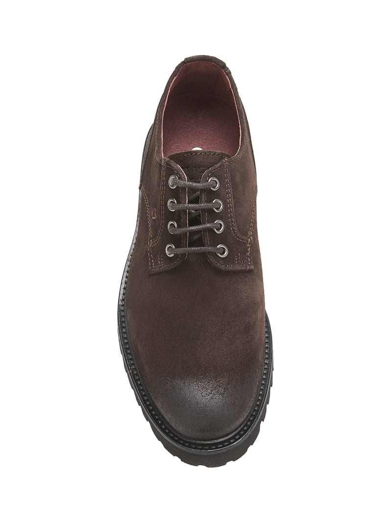 TRAVIS SUEDE LACE-UP SHOE  image number 3