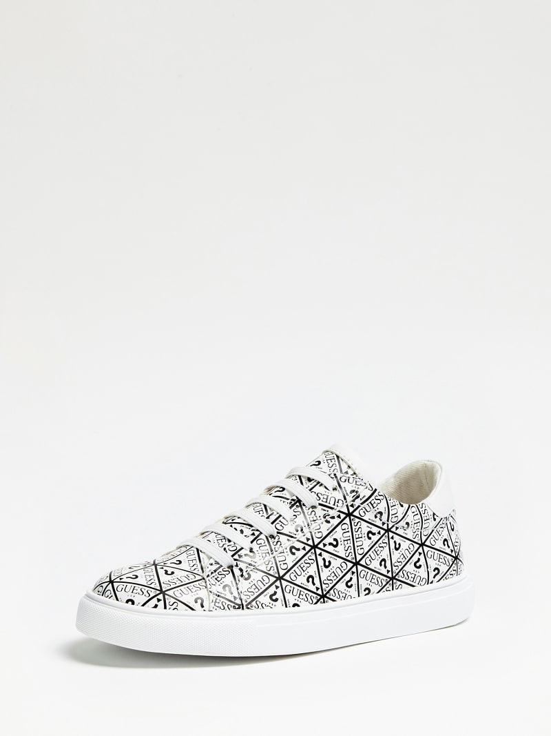 HOLLY ALL-OVER LOGO SNEAKER (19-26) image number 0