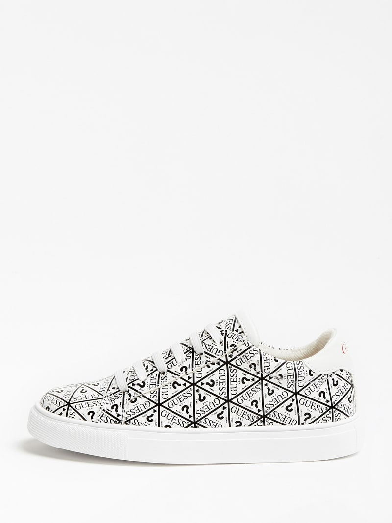 HOLLY ALL-OVER LOGO SNEAKER (19-26) image number 1