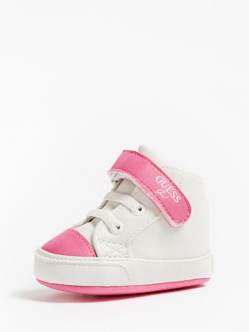 FLYNNA SNEAKER WITH STRAP FASTENING image number 0