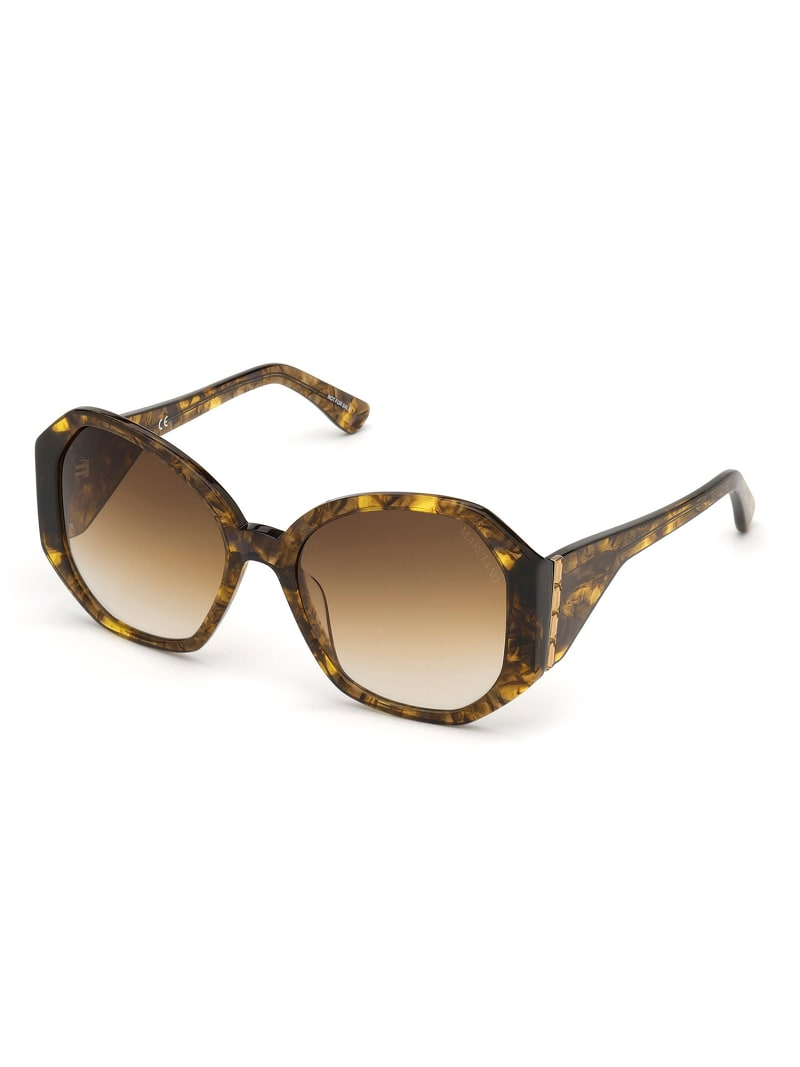MARCIANO LOGO SUNGLASSES image number 0