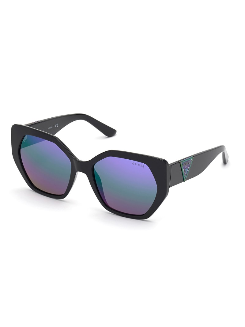 SONNENBRILLE GEOMETRISCHES MODELL image number 0