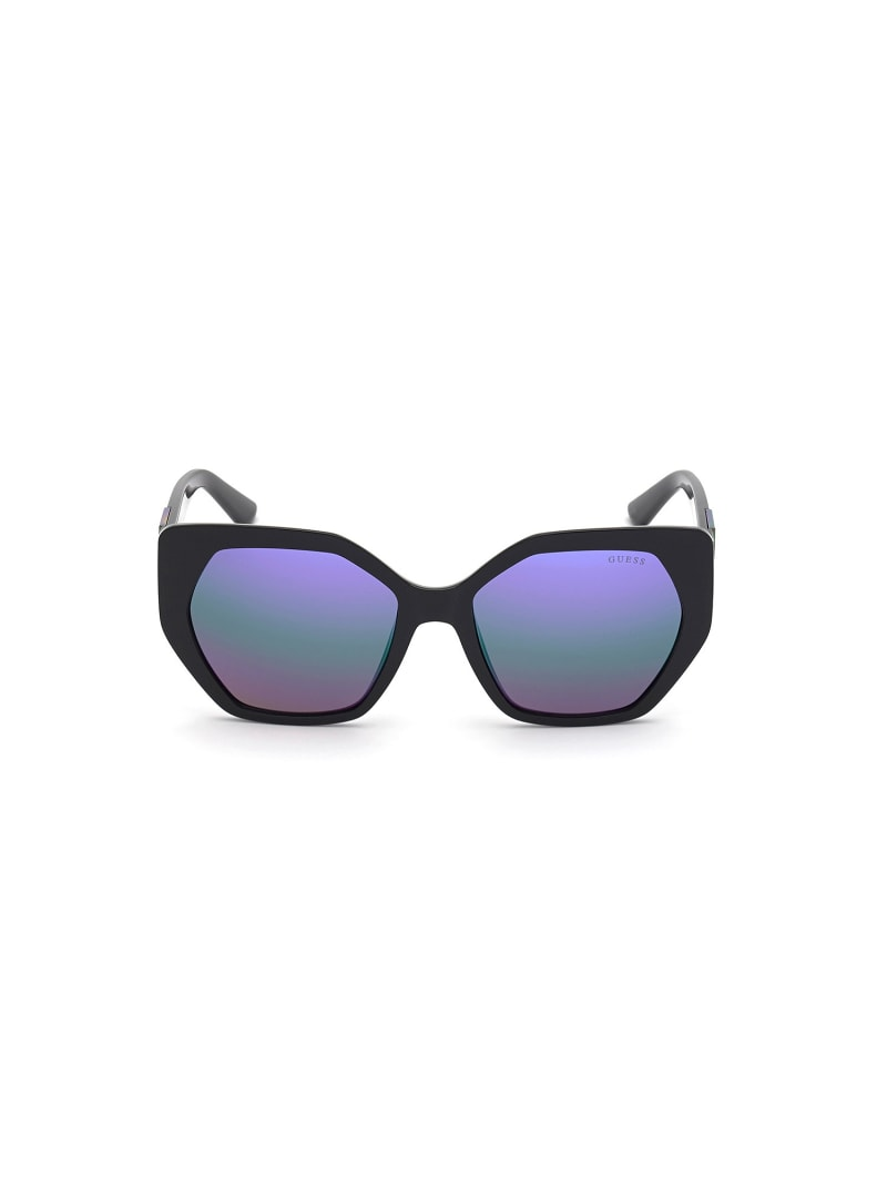 SONNENBRILLE GEOMETRISCHES MODELL image number 3