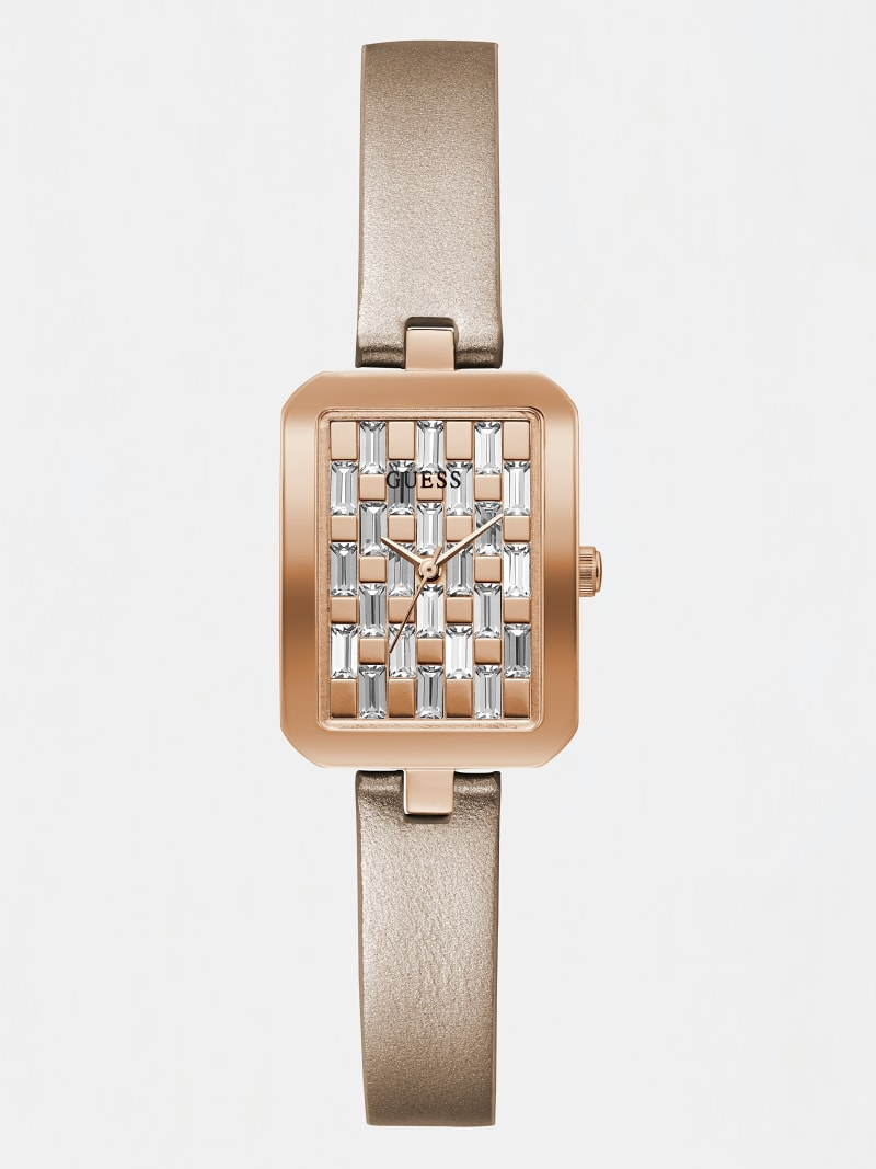 CRYSTAL ANALOGUE WATCH image number 0