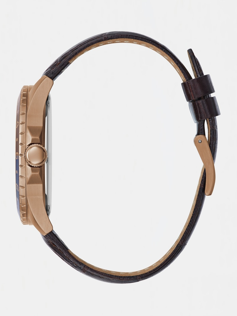 LEATHER DATA WATCH image number 1