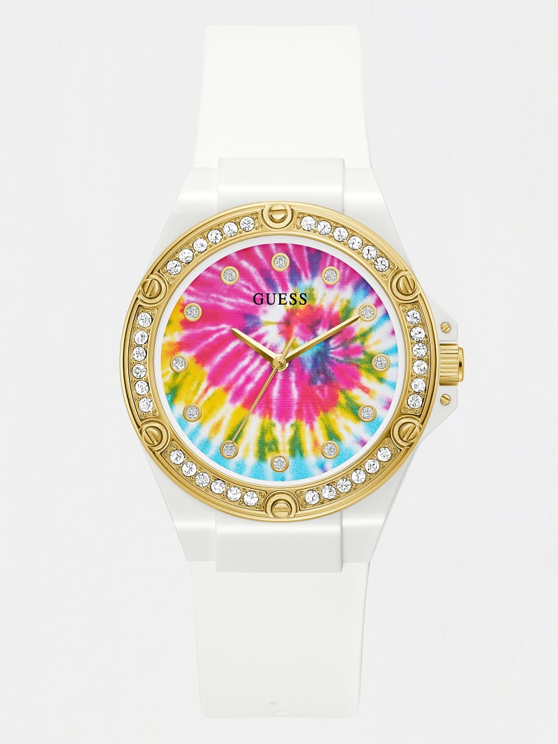MONTRE ANALOGIQUE TIE-DYE image number 0